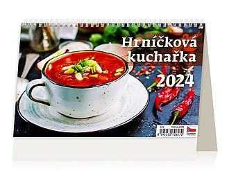 Hrníčková kuchařka 2020, stolní kalendář