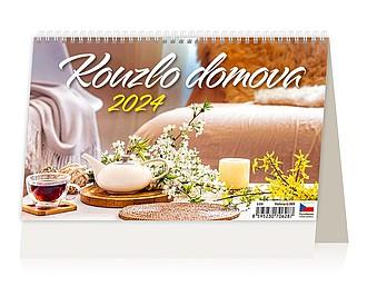 Kouzlo domova 2021, stolní kalendář