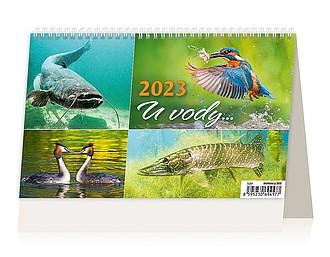 Rybář 2021, stolní kalendář