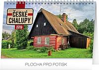 České chalupy 2019, stolní kalendář