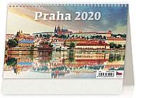 Praha 2020, stolní kalendář