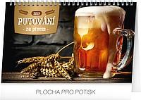 Putování za pivem 2019, stolní kalendář