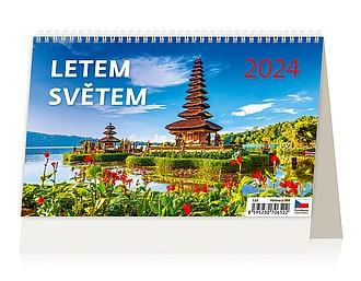Na houbách 2020, stolní kalendář