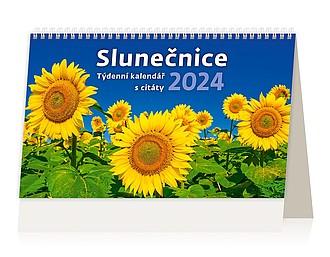 Slunečnice 2020, stolní kalendář