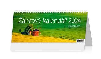 Harmonie 2021, stolní kalendář