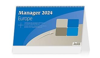 Manager Europe 2020, stolní kalendář