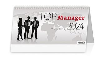 Top Manager 2021, stolní kalendář