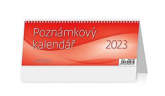 Poznámkový kalendář OFFICE 2021, stolní kalendář