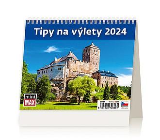 MiniMax Těstoviny 2020, stolní kalendář