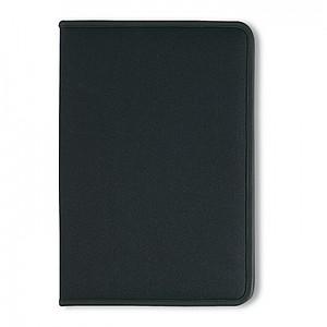 Složka na dokumenty A4, na zip, černá