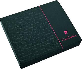 PIERRE CARDIN SORBONNE Konferenční desky A5 s powerbankou 4000mAh
