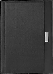 HAARLEM Konferenční desky A4, černé