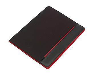 YOUNGER Desky na dokumenty A4, červená