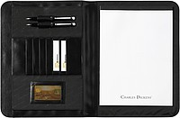 DERAN Konferenční desky Charles Dickens s notesem