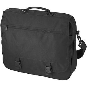 PASTILA Konferenční taška na rameno, černá