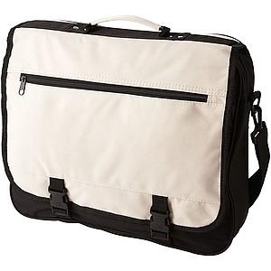 PASTILA Konferenční taška na rameno, béžová/černá
