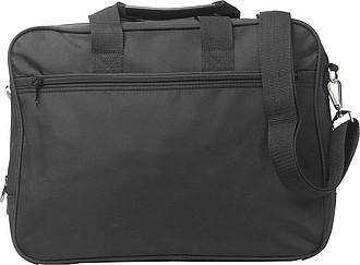 HARWARD taška na dokumenty, černá