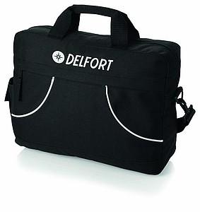 Konferenční taška, černá