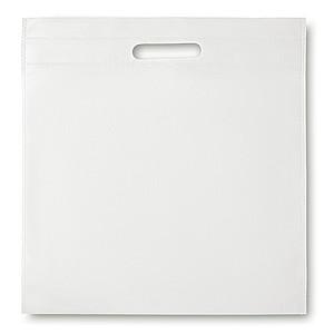 Netkaná konferenční taška, bílá