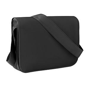 Taška na dokumenty z netkané textilie, černá