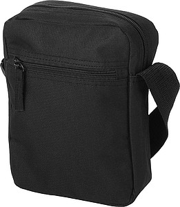 Praktická taška z 600D polyesteru, černá