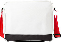 Polyesterová taška na dokumenty s polstrovanou kapsou