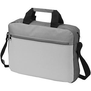 Konferenční taška na dokumenty, šedá