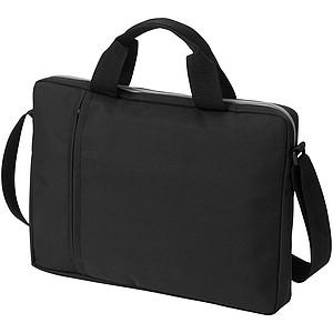 """Konferenční taška na laptop o velikosti 14"""", černá"""