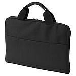 """Polyesterová konferenční taška na laptop 14"""", černá"""