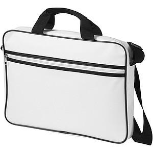 """Konferenční taška na laptop 15,6"""", bílá"""
