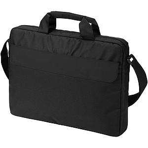 """Taška na dokumenty a notebook 15,6"""", černá"""