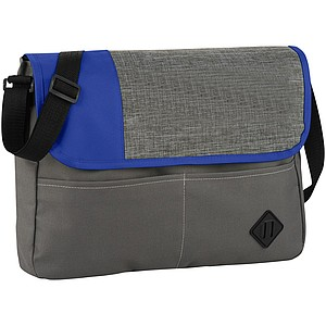 MISHA Konferenční taška s nastavitelným ramenním popruhem, král. modrá