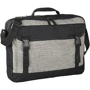 """Konferenční taška 15.6"""", černá/šedá"""