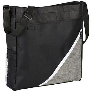 Konferenční taška, černá/bílá