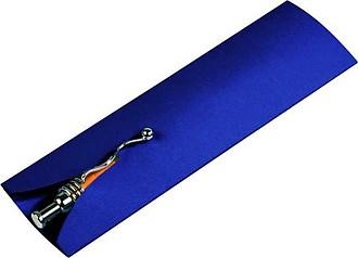 SIMONA Papírová krabička na 1 pero, královská modrá
