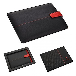 """PIERRE CARDIN BIENVENUE Obal na tablet 8"""" – reklamní peněženka s potiskem"""