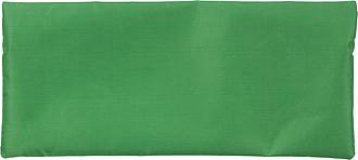 Pouzdro na psací potřeby z polyesteru, zelené