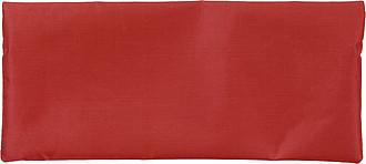 Pouzdro na psací potřeby z polyesteru, červené