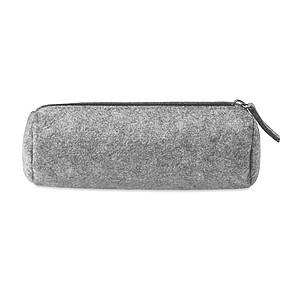 Plstěný penál, šedý