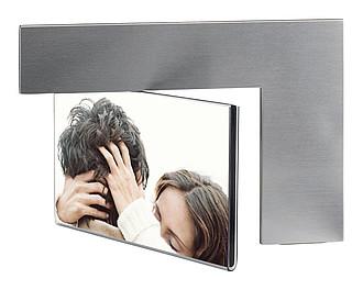 JINDRA otočný rámeček na dvě fotografie