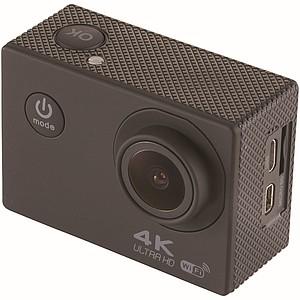 Akční kamera 4K s wifi, černá