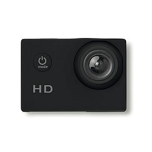 Sportovní fotoaparát, černá