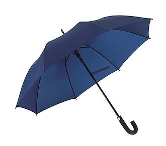 TISSOT Klasický automatický deštník, pr. 119cm, námořní modrá - reklamní deštníky