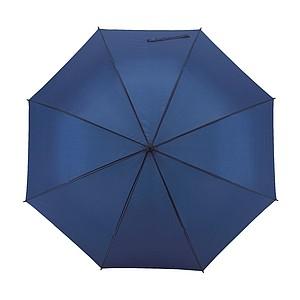 TISSOT Klasický automatický deštník, pr. 119cm, námořní modrá