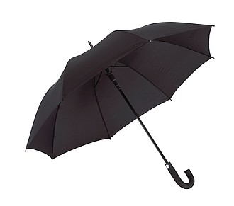 TISSOT Klasický automatický deštník, pr. 119cm, černá