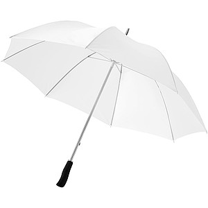 MANSART Manuální holový deštník Slazenger, bílá