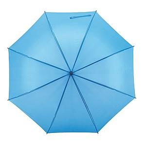 TISSOT Klasický automatický deštník, pr. 119cm, světle modrá