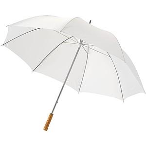 ALBRECHT golfový deštník, průměr 130cm, bílá