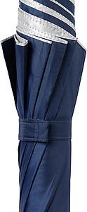 ANATOL Automatický deštník v obalu, modrá