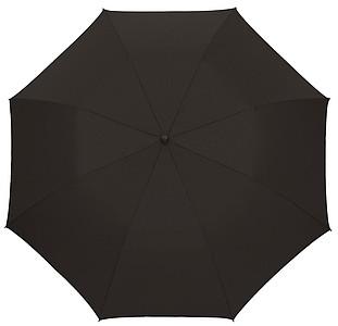 Automatický pánský deštník, černá